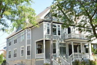 Milwaukee Condo/Townhouse For Sale: 120 W Reservoir Ave