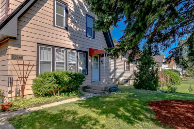 Milwaukee Two Family Home For Sale: 3527 S 32nd St