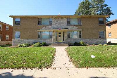 Milwaukee Multi Family Home For Sale: 4031 N 61st St