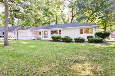 Wauwatosa Single Family Home Active Contingent With Offer: 1634 N 122nd St