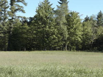 Menominee County, Marinette County Residential Lots & Land For Sale: Lt7 Three Rivers Rd