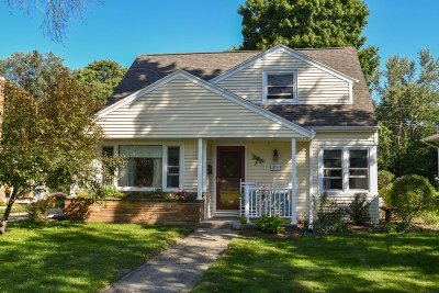 Hartland Single Family Home Active Contingent With Offer: 208 E Park Ave