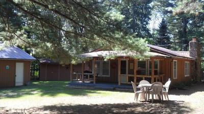 Single Family Home Active Contingent With Offer: N12139 Vetter Ln