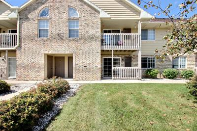 Hartland Condo/Townhouse Active Contingent With Offer: 4821 Easy St #4