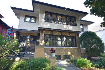 Milwaukee Two Family Home Active Contingent With Offer: 2946 N Downer Ave #2948