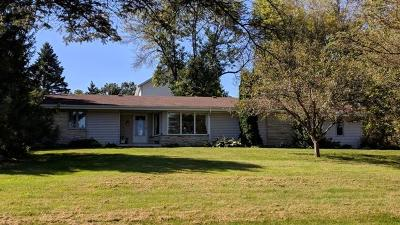 Pewaukee Single Family Home For Sale: N42w27339 Capitol Dr