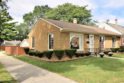 Milwaukee Single Family Home For Sale: 3271 S 23rd St