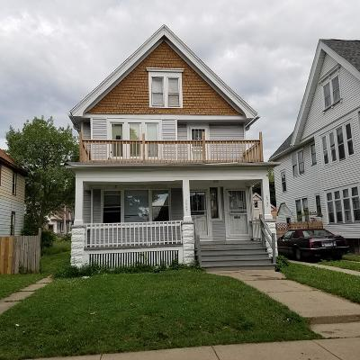 Milwaukee Two Family Home For Sale: 2947 N 40th St #2949
