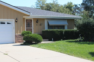 Milwaukee Single Family Home For Sale: 7184 N Park Manor Dr