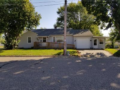 Blair Single Family Home For Sale: 203 S Peterson Ave