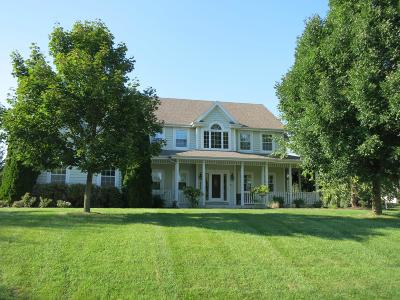 Pewaukee Single Family Home For Sale: W289n4181 Farm Valley Ct