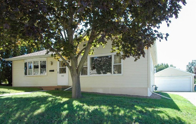 Mayville Single Family Home Active Contingent With Offer: 419 Bridge St