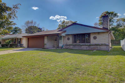 West Allis Single Family Home Active Contingent With Offer: 3001 S 83rd St