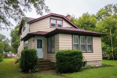 Muskego Single Family Home For Sale: W172s7421 Center Dr