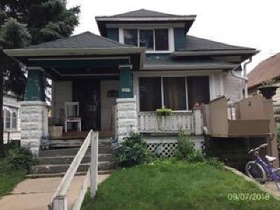 Milwaukee Single Family Home For Sale: 3852 N 24th St