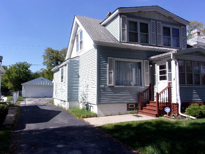 Milwaukee Single Family Home Active Contingent With Offer: 4881 N 58th St