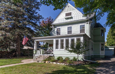 Jefferson County Single Family Home Active Contingent With Offer: 306 N Washington St