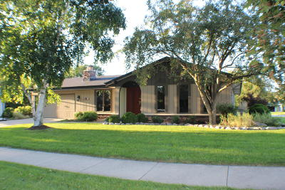 Franklin Single Family Home For Sale: 3520 W Southwood Dr