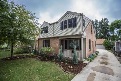 Whitefish Bay Single Family Home For Sale: 4869 N Marlborough Dr