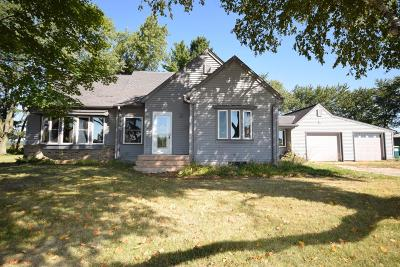 West Bend Single Family Home Active Contingent With Offer: 1982 County Road A
