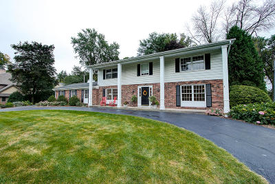 Elm Grove Single Family Home For Sale: 12825 Elmwood Rd