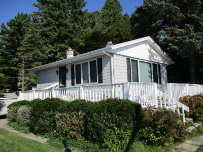 Oostburg Single Family Home For Sale: N2225 S Foster Rd