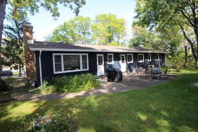 Williams Bay Single Family Home For Sale: 141 Cherry St