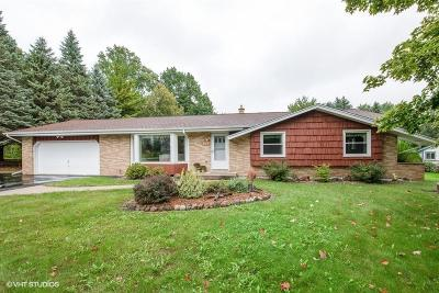 Cedarburg Single Family Home Active Contingent With Offer: 382 Horns Corners Rd