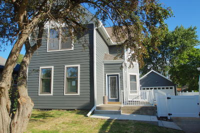 Milwaukee County Single Family Home For Sale: 8224 W North Ave