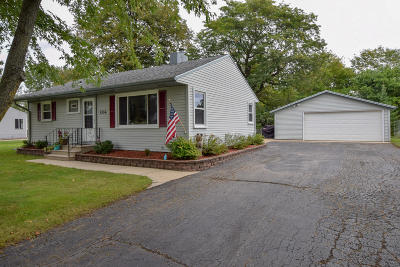 Franklin Single Family Home For Sale: 7336 S 37th Pl