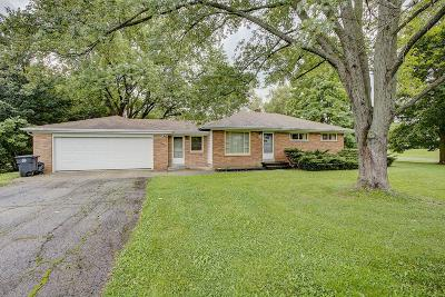 Menomonee Falls Single Family Home For Sale: W140n6688 Florence Ave.