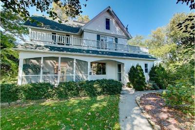 Ozaukee County Single Family Home For Sale: W4798 Jay Rd