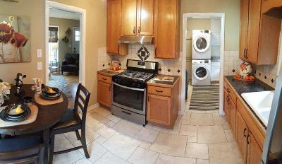 Single Family Home Active Contingent With Offer: 2340 N 80th St