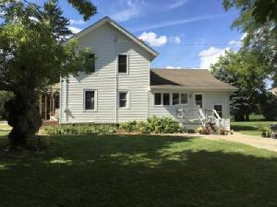 Jefferson County Single Family Home For Sale: N4642 Highland Dr