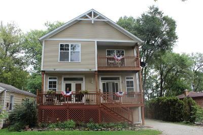 Lake Geneva Single Family Home For Sale: N3150 Iris Rd