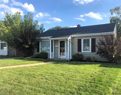 Racine Single Family Home For Sale: 1223 Florence Ave