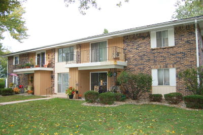 Milwaukee Condo/Townhouse Active Contingent With Offer: 3408 S Taylor Ave #7