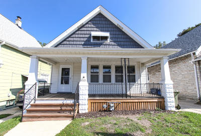Milwaukee Single Family Home Active Contingent With Offer: 2976 S Kinnickinnic Ave