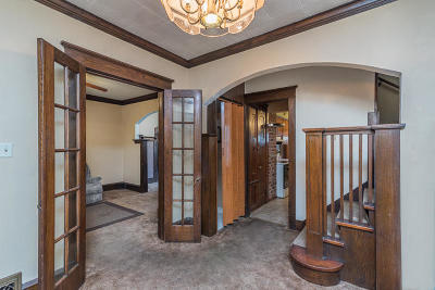 Milwaukee Single Family Home Active Contingent With Offer: 2806 S Herman Ave