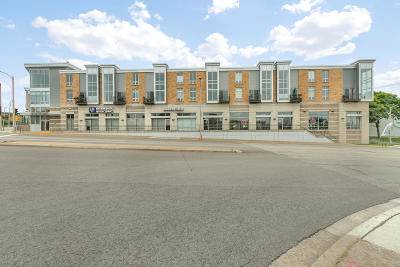 Milwaukee Condo/Townhouse Active Contingent With Offer: 2121 S Kinnickinnic Ave #116