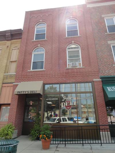 Delavan Multi Family Home For Sale: 124 E Walworth St