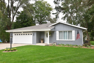 Sussex Single Family Home Active Contingent With Offer: W233n5850 Aster Dr