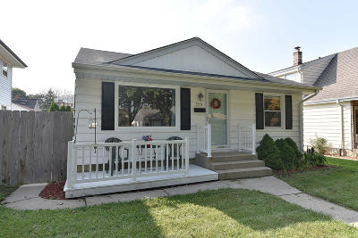Single Family Home For Sale: 2557 S 66th St