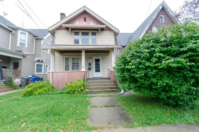 Single Family Home For Sale: 115 N Eighth St