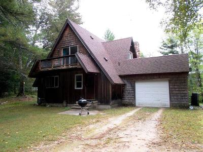 Porterfield WI Single Family Home For Sale: $134,000