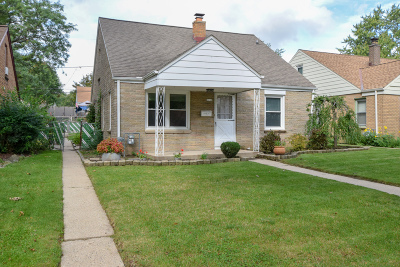 Milwaukee Single Family Home For Sale: 3241 N 80th St
