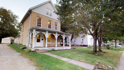 Jefferson Single Family Home For Sale: 422 N Main St