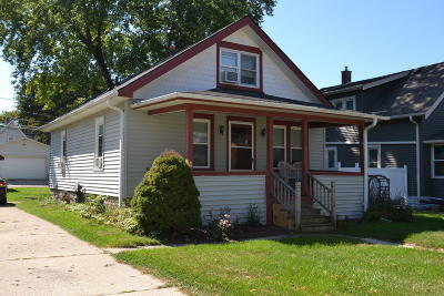 Single Family Home For Sale: 225 Frame Ave