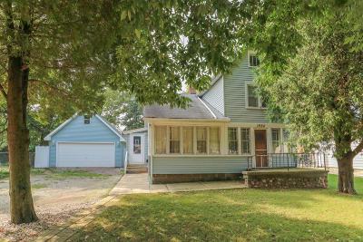 Single Family Home For Sale: 1924 Wustum