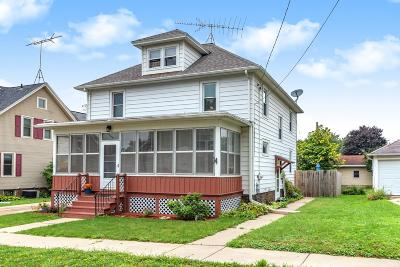 Watertown Single Family Home For Sale: 1114 Ruth St